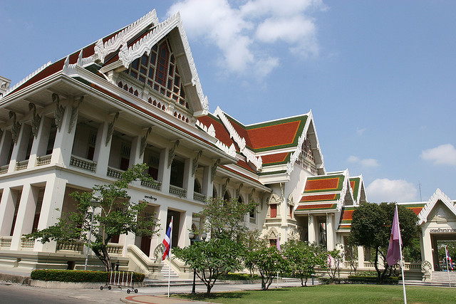 Chulalongkorn University in Bangkok
