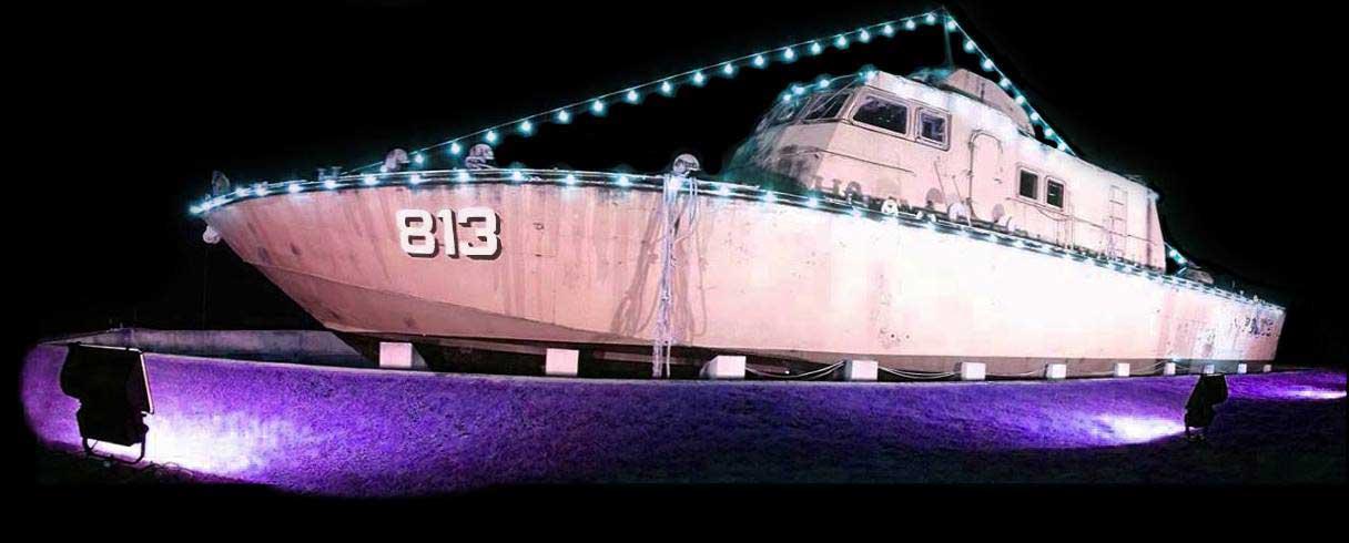 813 Police Boat in Khao Lak