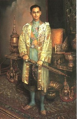 King Bhumibol Adulyadej Kings Birthday