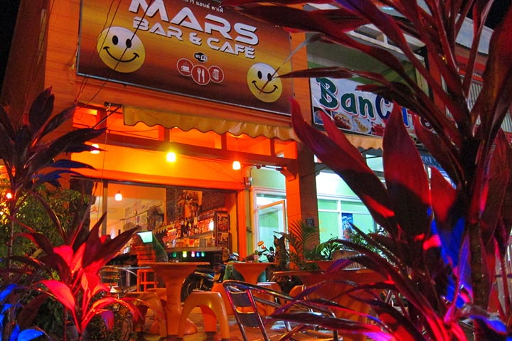 Mars Bar in Khao Lak