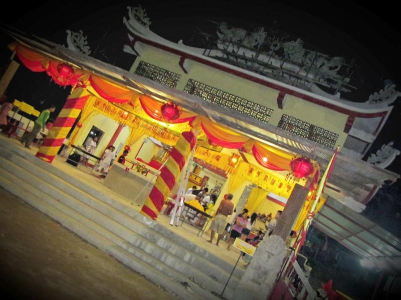 Vegetarian Festival at Bun Tao Gong Temple