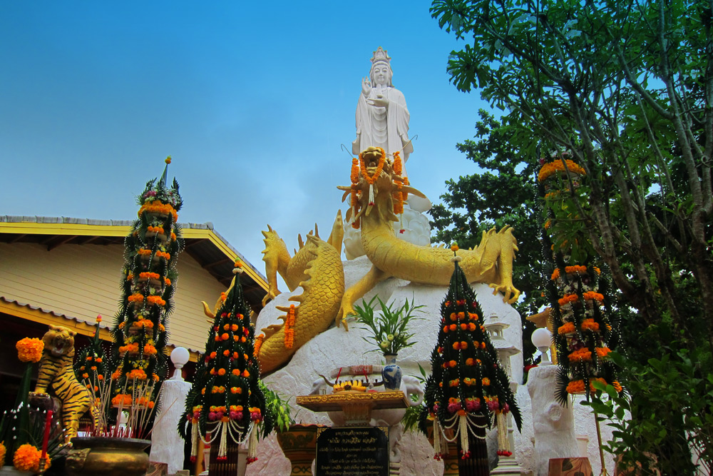 The Nang Thong Chinese Shrine