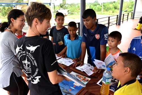 Shark Guardian Presentation in Khao Lak