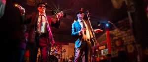 The Blues Brothers @ Happy Snapper Khao Lak
