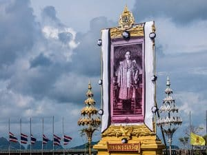 The Passing of King Bhumibol