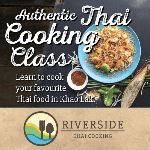 Riverside Thai Cooking Ad