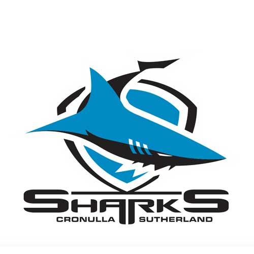 Cronulla Sutherland Sharks logo